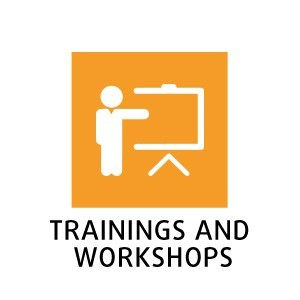 Trainings and workshops